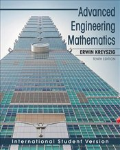 Advanced Engineering Mathematics 10e ISV - Kreyszig, Erwin