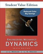 Engineering Mechanics: Dynamics 6e Update - Meriam, J. L.
