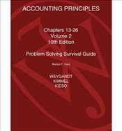 Accounting Principles 10e : Practice Set Study Guide V2 - Weygandt, Jerry J.