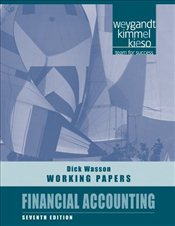Working Papers t/a Financial Accounting, 7e - Weygandt, Jerry J.