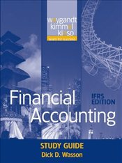 Study Guide to accompany Weygandt Financial Accoun ting: IFRS, 1st edition - Weygandt, Jerry J.