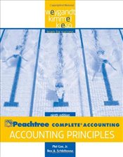 Accounting Principles 9e : Peachtree Complete Accounting Workbook - Weygandt, Jerry J.
