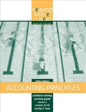 Problem Solving Survival Guide V 2 Chapters 13-25 to Accompany Accounting Principles 9e - Weygandt, Jerry J.