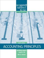 Working Papers Chapters 1-18 to accompany Accounting Principles 9e - Weygandt, Jerry J.