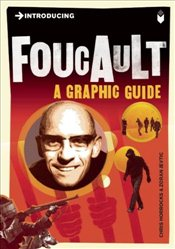 Introducing Foucault : A Graphic Guide  - Horrocks, Chris