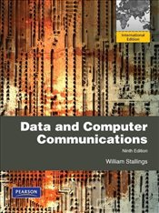 Data and Computer Communications 9e PIE - Stallings, William