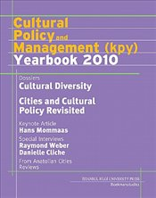 Cultural Policy and Management : Yearbook 2010 - Ada, Serhan