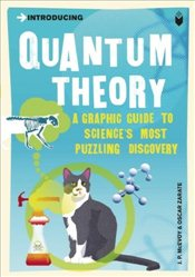 Introducing Quantum Theory : A Graphic Guide to Sciences Most Puzzling Discovery - McEvoy, J. P.
