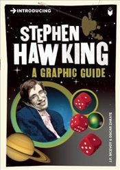 Introducing Stephen Hawking : A Graphic Guide - McEvoy, J. P.