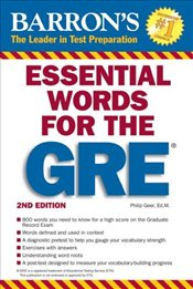 Essential Words for the GRE 2e - Geer, Philip