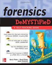 Forensics Demystified - Fisher, David