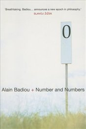 Number and Numbers - Badiou, Alain