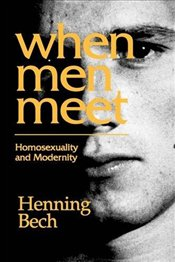 When Men Meet : Homosexuality and Modernity - Bech, Henning