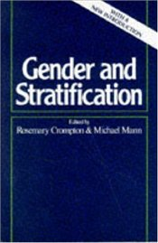 Gender and Stratification -
