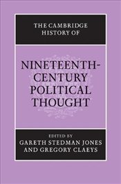 History of Nineteenth-Century Political Thought - Jones, Gareth Stedman