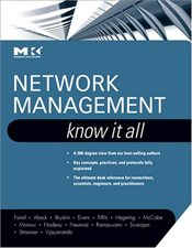 Network Management Know It All (Morgan Kaufmann Know It All) -