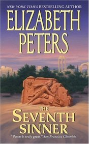 Seventh Sinner - Peters, Elizabeth