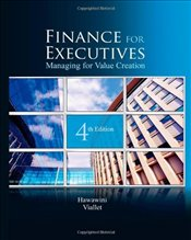 Finance for Executives 4E : Managing for Value Creation - Hawawini, Gabriel