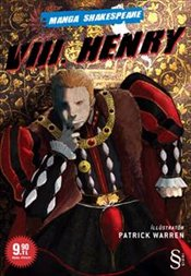 VIII. Henry : Manga Shakespeare - Çizgi Roman - Shakespeare, William