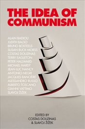 Idea of Communism - Zizek, Slavoj