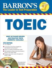 TOEIC with 4 Audio CDs 5e - Lougheed, Lin