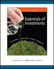 Essentials of Investments 8e ISE - Bodie, Zvi