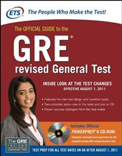 GRE : The Official Guide to the General Test with CD-ROM -