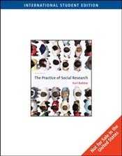 Practice of Social Research 12e ISE - Babbie, Earl