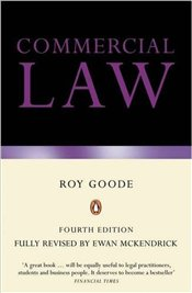 Commercial Law 4e Revised - Goode, Roy