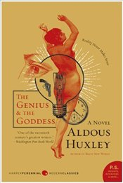 Genius and the Goddess  - Huxley, Aldous