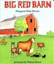 Big Red Barn Board Book - Brown, Margret Wise