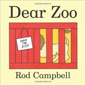 Dear Zoo - Campbell, Rod