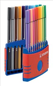Stabilo - Pen 6820-04 Color Parade (20 Renk) -