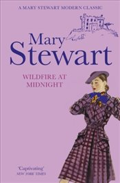 Wildfire at Midnight  - Stewart, Mary