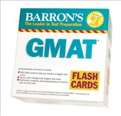 GMAT Flash Cards - Barlaz, Hinda