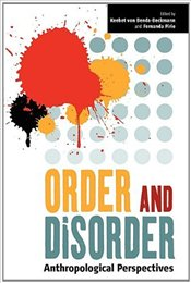 Order and Disorder : Anthropological Perspectives - Pirie, Fernanda