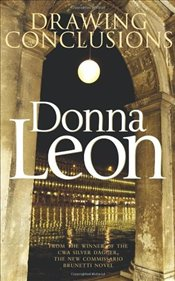 Drawing Conclusions : Commissario Guido Brunetti Mystery 20 - Leon, Donna