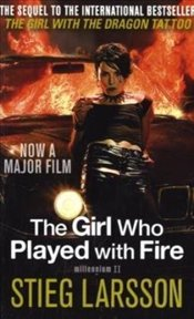 Girl Who Played with Fire : Film Tie-In - Larsson, Stieg