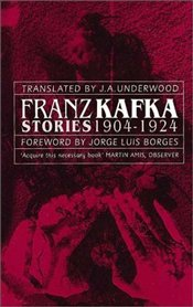 Short Stories of Kafka 1904 - 1924 - Kafka, Franz