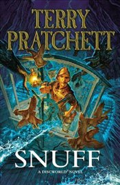 Snuff : Discworld Novel 39 - Pratchett, Terry