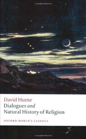 Dialogues and Natural History of Religion - Hume, David
