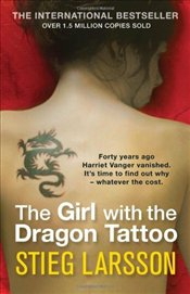 Girl with the Dragon Tattoo - Larsson, Stieg