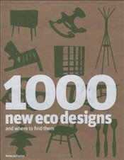 1000 New Eco Designs and Where to Find Them - Proctor, Rebecca