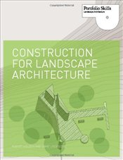 Construction for Landscape Architecture  - Holden, Robert