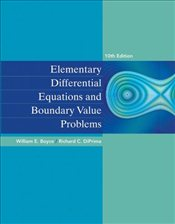 Elementary Differential Equations and Boundary Value Problems 10E US Ed - Boyce, William E.