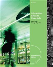 Information Systems Essentials 6e ISE - Stair, Ralph M.