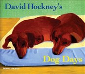 David Hockneys Dog Days - Hockney, David