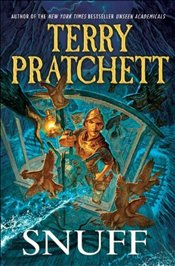 Snuff  - Pratchett, Terry