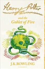 Harry Potter and the Goblet of Fire  - Rowling, J. K.