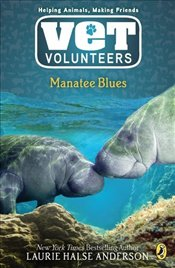Manatee Blues  - Anderson, Laurie Halse